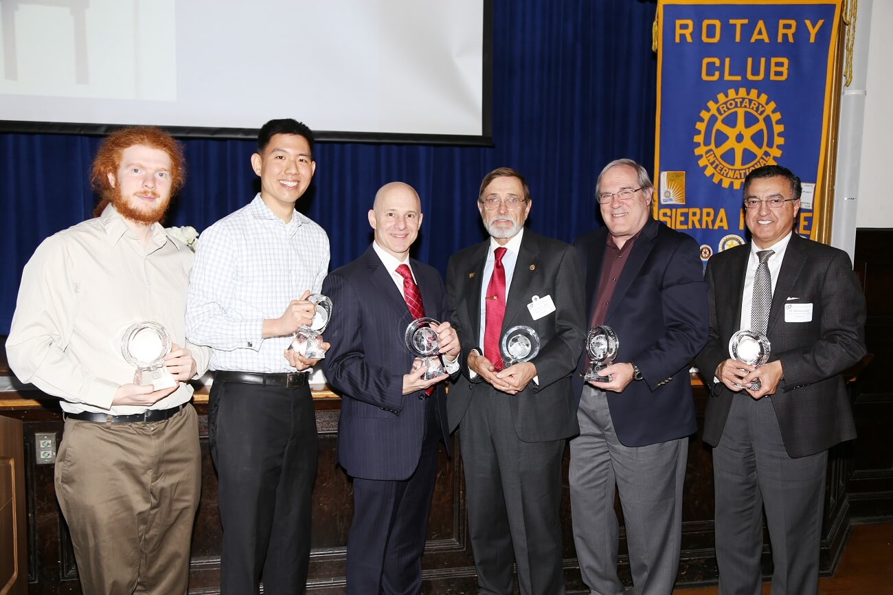 RH Star Awards 2016 recipients